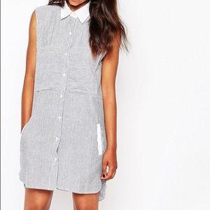 Asos - Daisy Street Sleeveless Dress - Size XS